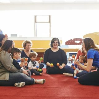 Music groups for babies: generating a lifelong interest