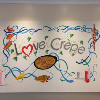 """Love Crêpe"" – We love pancakes in Cheam, Surrey"