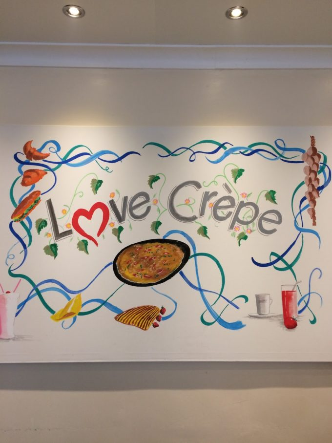 love crepe