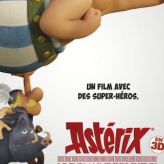 Asterix: Mansions of the Gods (Le Domaine des Dieux)