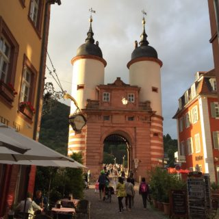 Heidelberg –  short break in a historic university town