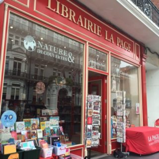 """La Page"" – French bookshop in South Kensington"
