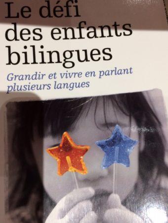 des enfants bilingues