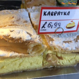 My cakewalk: cheesecakes and all sorts of Polish cakes