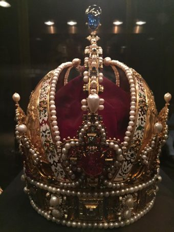 Rudolf II crown_2