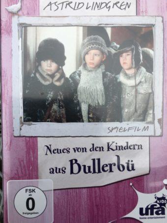 Neues von den Kindern aus Bullerbu dvd
