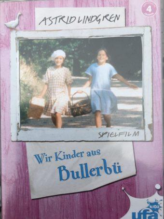 Wir Kinder aus Bullerbue dvd front