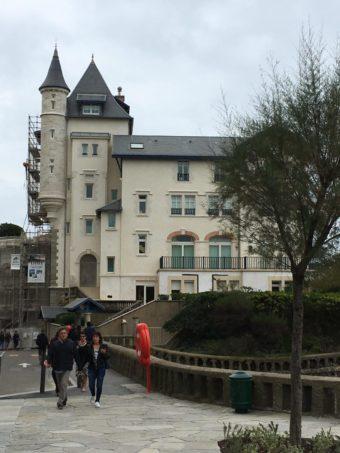 Biarritz villa