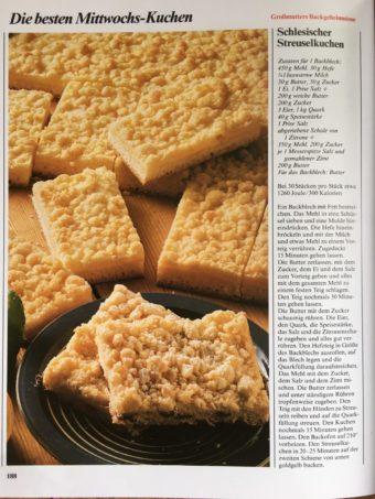 Streuselkuchen recipe