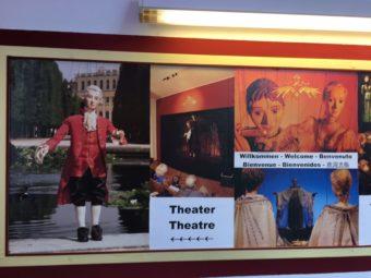 Schoenbrunn Marionettes poster