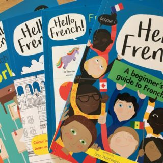 "b small publishing: a review of their new ""Hello Languages!"" series"